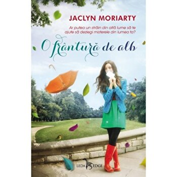 O frantura de alb (vol.1 din Culorile lui Madeleine)/Jaclyn Moriarty de la Corint