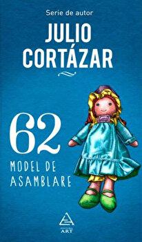 62. Model de asamblare/Julio Cortazar de la Art