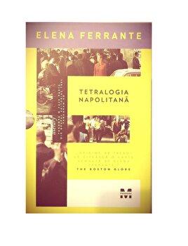 Pachet Tetralogia Napolitana/Elena Ferrante de la Pandora M