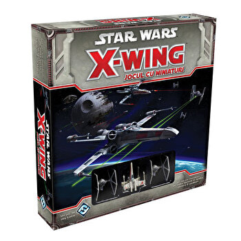 Joc Star Wars: X-Wing, cu miniaturi de la Fantasy Flight Games