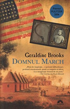 Domnul March/Geraldine Brooks de la Leda