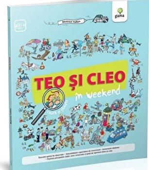 Teo si Cleo in weekend/*** de la Gama