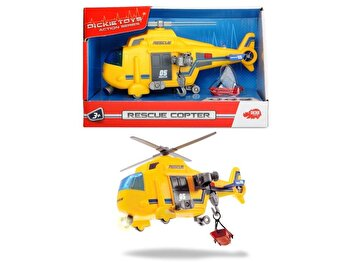 Action Series – Elicopter de salvare de la Dickie Toys