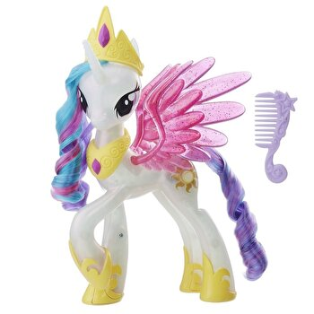 My Little Pony, Figurina stralucitoare Printesa Celestia de la My Little Pony