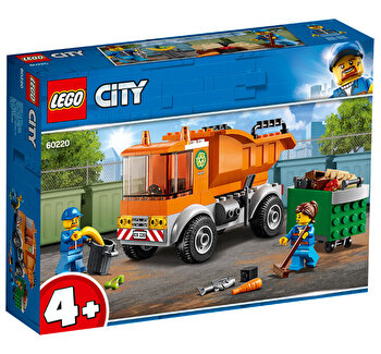 LEGO City, Camion pentru gunoi 60220 de la LEGO
