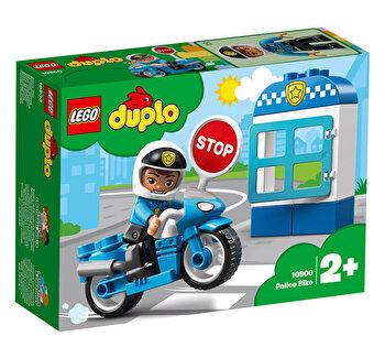 LEGO DUPLO, Motocicleta de politie 10900 de la LEGO