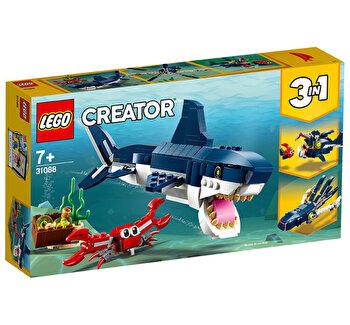 LEGO Creator 3 in 1, Creaturi marine din adancuri 31088 de la LEGO