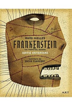 Frankenstein/Mary Shelley