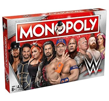 Joc Monopoly – WWE de la Winning Moves