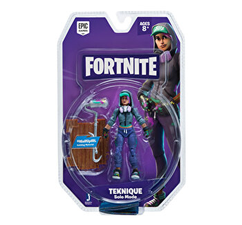 Figurina Fortnite Solo Mode Teknique de la Fortnite
