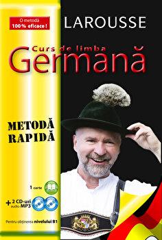 Germana – Curs Larousse cu 2 CD/Larousse de la Meteor Press