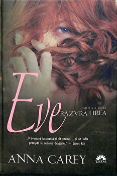Razvratirea, Eve, Vol. 3/Anna Carey de la Leda