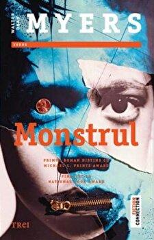 Monstrul/Walter Dean Myers de la Trei