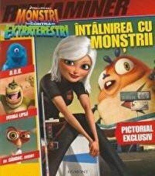 Monstrii contra extraterestrii. Intalnirea cu monstrii/*** de la Egmont