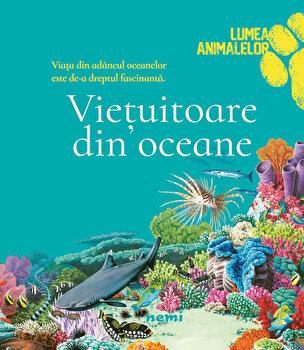 Vietuitoare din oceane/Olivia Brookes de la Nemira