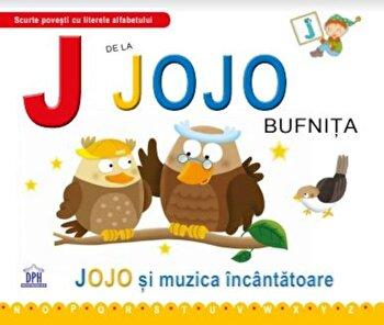 J de la Jojo, bufnita/Greta Cencetti, Emanuela Carletti