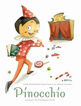 Pinocchio. Povesti ilustrate/***