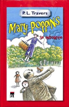 Mary Poppins se intoarce/P.L. Travers de la RAO