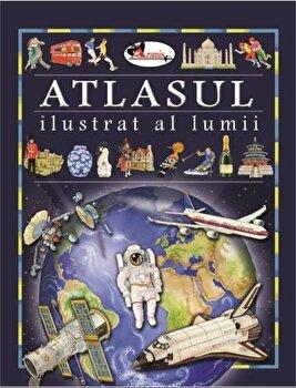 Atlasul ilustrat al lumii/Eleonora Barsotti de la Aramis