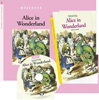 Set Readers 7 Alice In Wonderland/*** de la Mediadocs Publishing