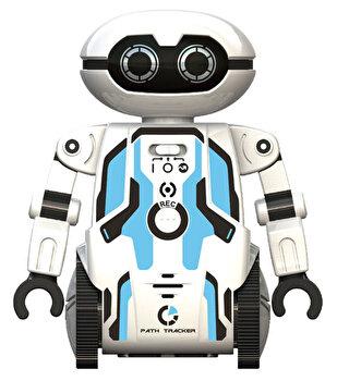 Robot electronic Maze Breaker, albastru de la Silverlit