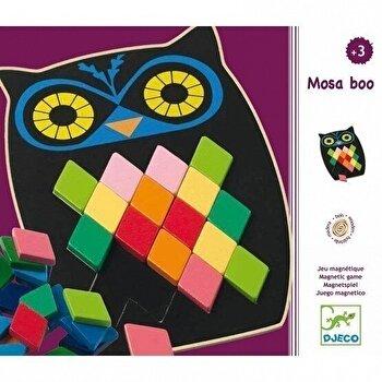 Joc lemn mozaic – Bufnita de la Djeco
