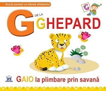 G de la ghepard/Greta Cencetti, Emanuela Carletti de la DPH