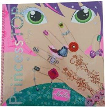 Princess Top – Design Nails/*** de la Girasol