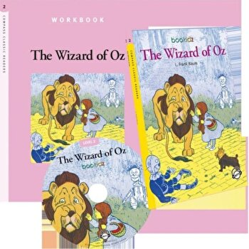 Set Readers 8 Wizard of Oz/*** de la Mediadocs Publishing