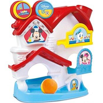 Jucarie interactiva Casa lui Mickey de la Clementoni