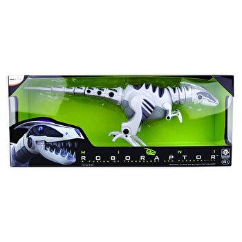 Jucarie interactiva WowWee – Mini Roboraptor, 37 cm de la WowWee