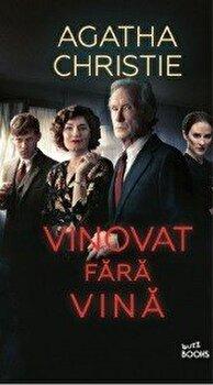 Vinovat fara vina/Agatha Christie de la Litera