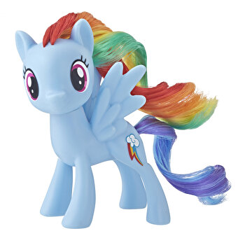 My Little Pony, Figurina ponei Rainbow Dash de la My Little Pony