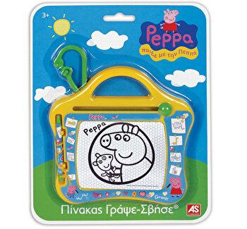 Tabla de scris Magic Scribbler travel – Peppa Pig de la Art Greco