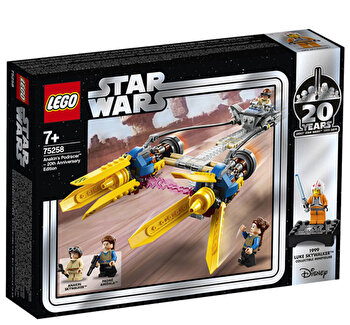 LEGO Star Wars, Anakin's Podracer – editie aniversara 20 de ani 75258 de la LEGO