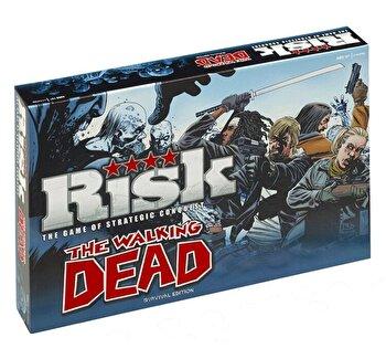 Joc Risk – The Walking Dead de la Winning Moves