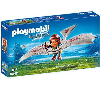 Playmobil Knights, Piticul zburator de la Playmobil