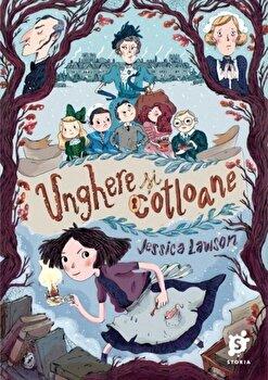 Unghere si cotloane/Jessica Lawson de la Storia Books