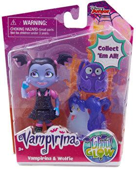 Vampirina – Set figurine Vampirina si Lupi de la Disney