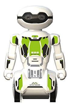 Robot cu telecomanda MacroBot, verde de la Silverlit