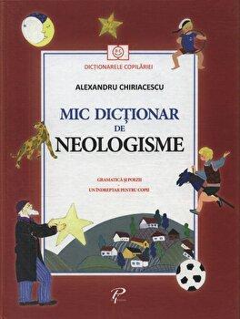 Mic Dictionar de Neologisme/*** de la Prut