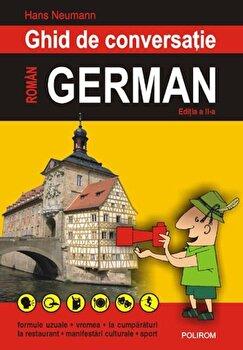 Ghid de conversatie roman-german/Hans Neumann de la Polirom