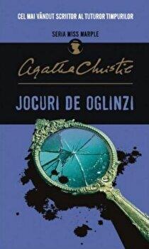 Jocuri de oglinzi (Hercule Poirot)/Agatha Christie de la Litera