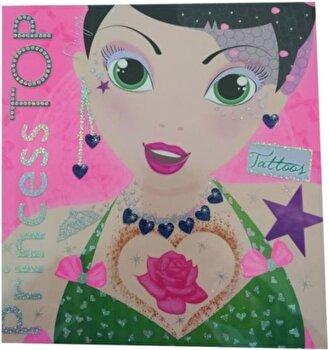 Princess Top - Design Tattoos/***