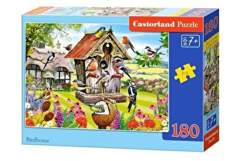 Puzzle Casa pasarelelor, 180 piese de la Castorland
