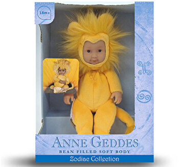 Papusa zodiac Anne Geddes – Leu de la Anne Geddes