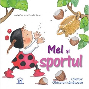 Mel si sportul/Alex Cabrera de la DPH