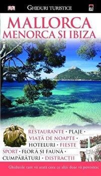 Ghid turistic – Mallorca, Menorca si Ibiza/*** de la RAO