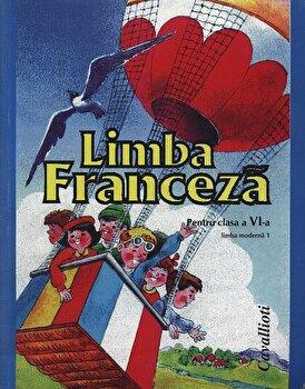 Limba franceza pentru clasa a VI-a - L1/Micaela Slavescu, Angela Soare