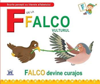F de la falco, vulturul/Greta Cencetti, Emanuela Carletti de la DPH